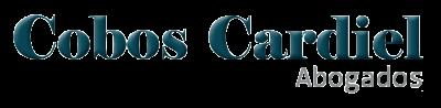 Cobos Cardiel Abogado Logo